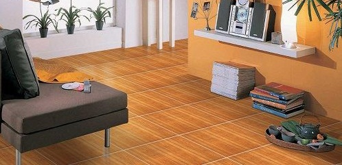 gạch lát nền màu gỗ 4