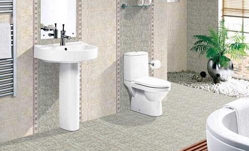 mẫu gạch lát nền nhà vệ sinh đẹp