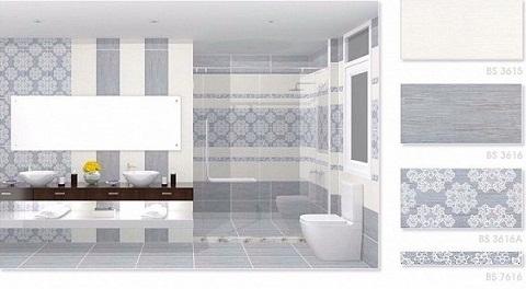 mẫu gạch ốp nhà tắm viglacera
