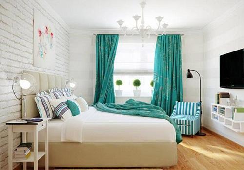 mẫu gạch ốp tường phòng ngủ