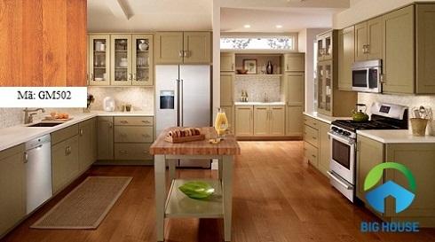 gạch lát nền nhà bếp đẹp 4