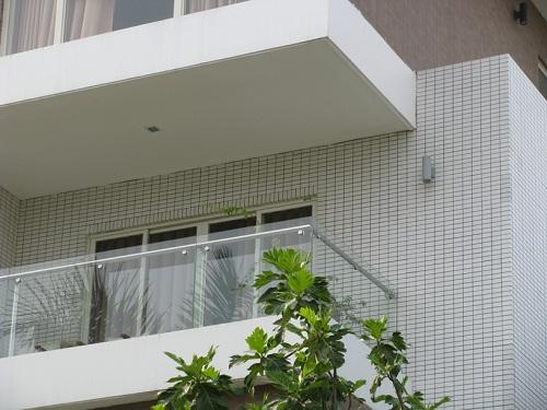 mẫu gạch ốp mặt tiền nhà 2