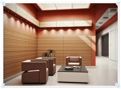Nên sử dụng gạch ốp tường 30×60 vân gỗ cho vị trí không gian nào?