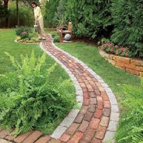 Tư vấn cách lát gạch sân vườn theo quy trình Chuẩn – Bền – Đẹp