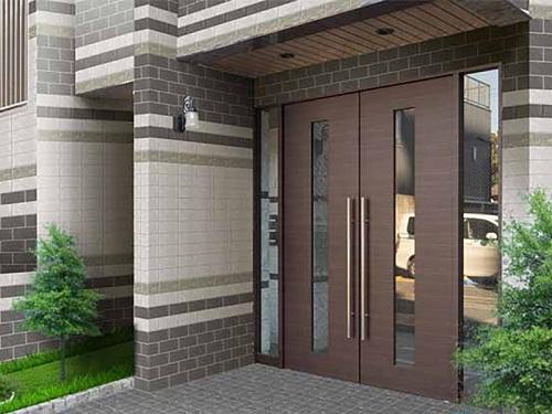 Có nên ốp gạch mặt tiền nhà không? Đánh giá ưu – nhược điểm chi tiết