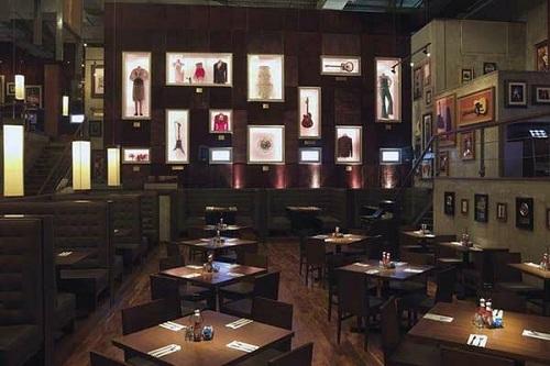 Chọn gạch lát nền quán cà phê theo phong cách Cổ điển – Ấn tượng