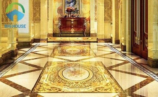 gạch thảm trang trí