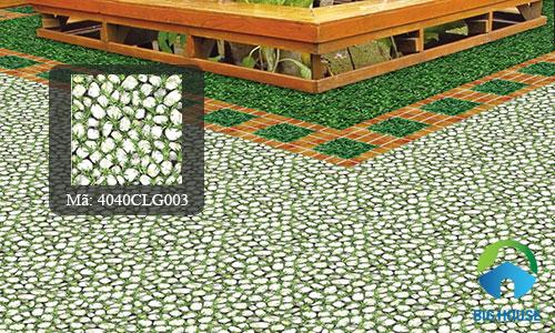 gạch lát sân chống rêu chất lượng