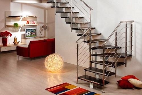 cầu thang 19 bậc có gây hại gì không?