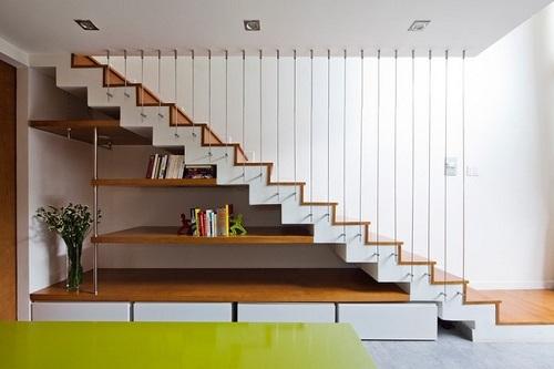 cầu thang 22 bậc có thể hóa giải