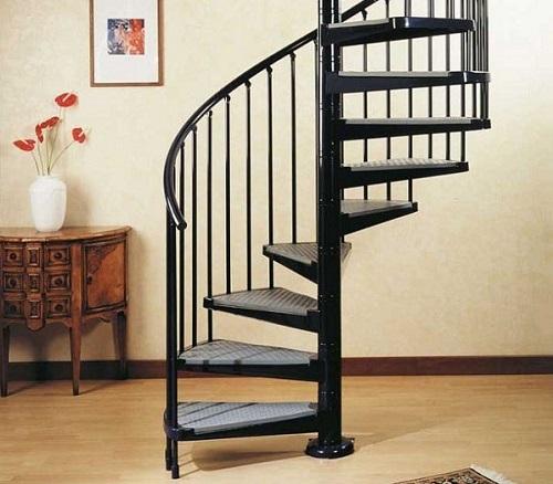 cầu thang nhỏ gọn 5