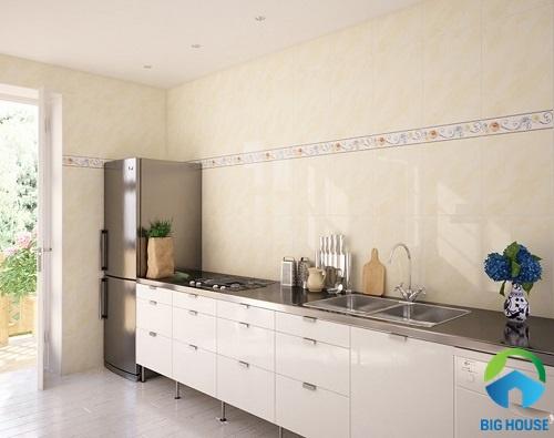 gạch ốp tường bếp giá rẻ